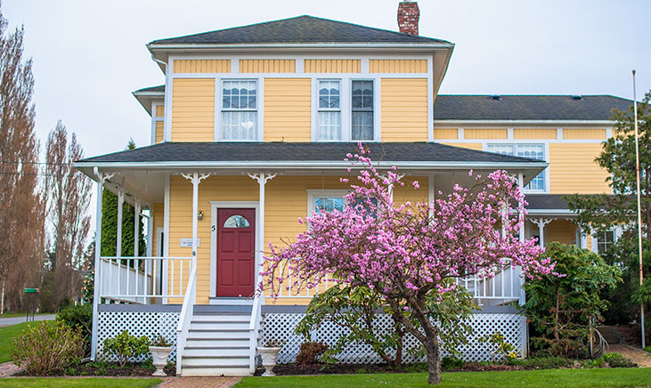 Coupeville Aerie on Penn Cove Bed and Breakfast